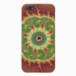 Matilda21a - Fractal Art Cover For iPhone SE/5/5s