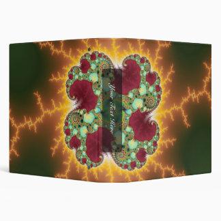 """Matilda 17 - Arte del fractal Carpeta 1 1/2"""""""