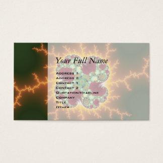Matilda 17 - Fractal Art Business Card
