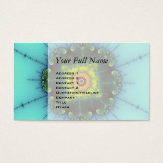 Matilda 1 - Fractal Art Business Card