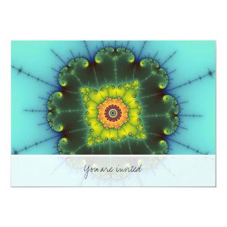 Matilda 1 - Fractal Art Card
