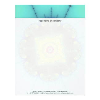 Matilda 1 - Fractal Art Letterhead