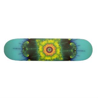Matilda 1 - Fractal Art Skateboard Deck