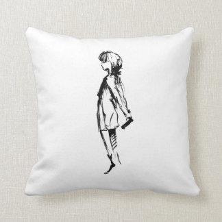 Matilda - American MoJo Pillow