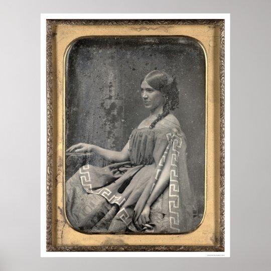 Matilda C. Heron [ca. 1850] Poster