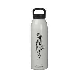 Matilda - Liberty Bottle Reusable Water Bottle