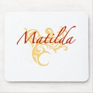 Matilda Mouse Pad
