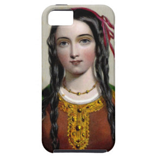 Matilda of Scotland iPhone 5 Cover