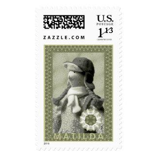 MATILDA - Postage 1.05