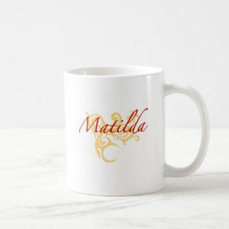 Matilda Tazas De Café