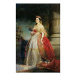 Matilde Leticia Wilhelmine Bonaparte 1861 Póster