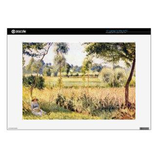 Matin un Eragny de Camille Pissarro Portátil Skin