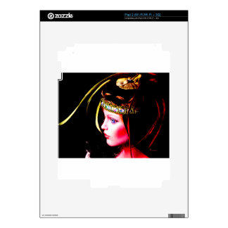 MATINEE DREAMS.jpg Skin For The iPad 2