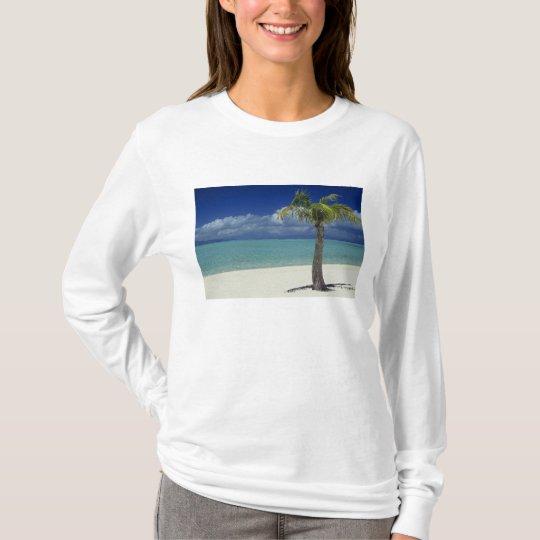 Matira Beach on the island of Bora Bora, 2 T-Shirt