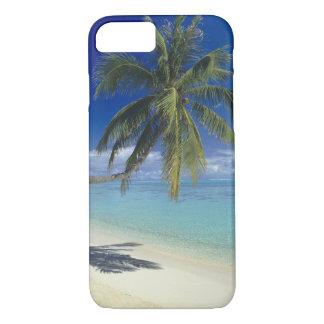 Matira Beach on the island of Bora Bora, Society iPhone 8/7 Case