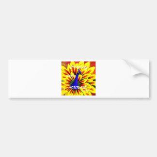 Matisse and Creativity Bumper Sticker