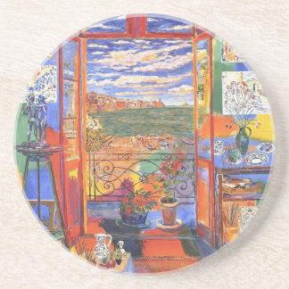 Matisse Collioure Coasters