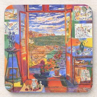 Matisse Collioure Coaster
