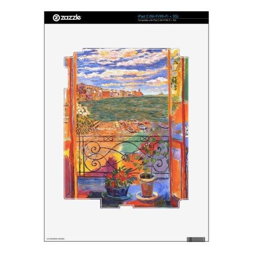 Matisse Collioure iPad 2 Calcomanía