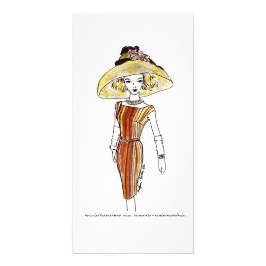 Matisse Doll Fashion - Cabana Card