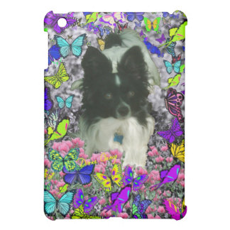 Matisse in Butterflies II - White & Black Papillon iPad Mini Case