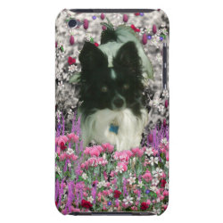Case-Mate iPod Touch Barely There Case with Papillon Phone Cases design