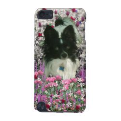 Case-Mate Barely There 5th Generation iPod Touch Case with Papillon Phone Cases design