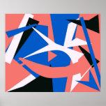 Matisse-inspired Poster