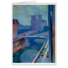Matisse Notre Dame Greeting or Note Card