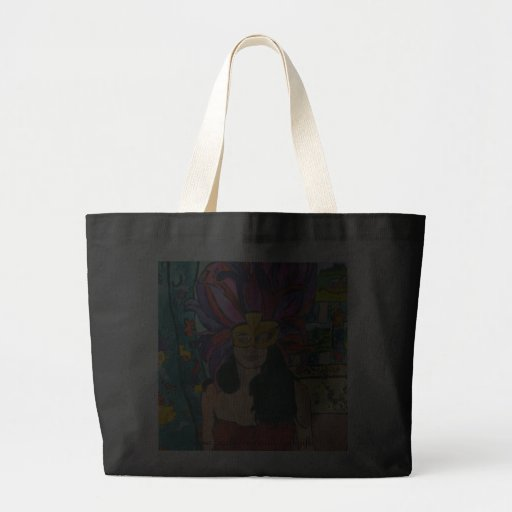 Matisse Style Jumbo Tote Bag