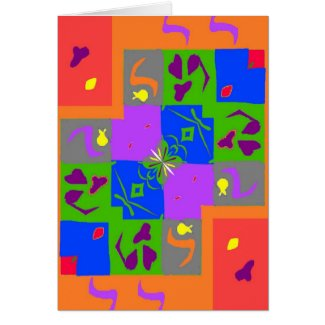 Matisse Style Shapes
