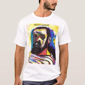 Matisse usted mismo playera