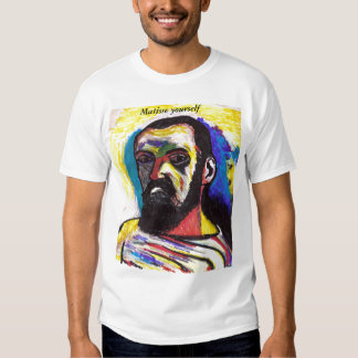 Matisse usted mismo remera