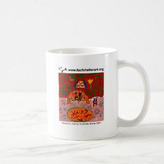 Matisse's Cat Coffee Mug