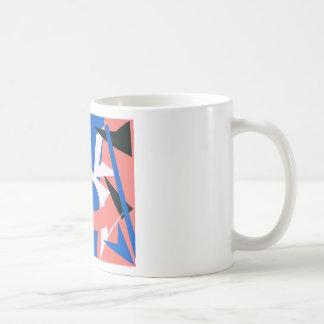 Matissian Abstract Mugs