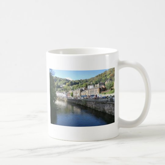 Matlock Bath in Derbyshire Coffee Mug