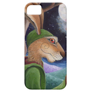 Matlock the Hare iPhone cover. iPhone SE/5/5s Case