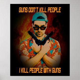 Mato a gente póster