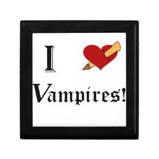 Mato a vampiros cajas de joyas