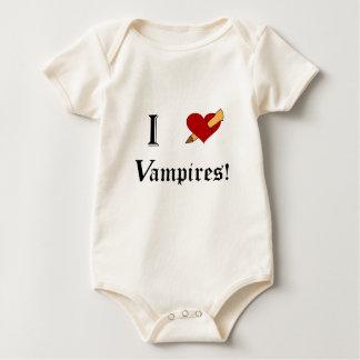 Mato a vampiros traje de bebé