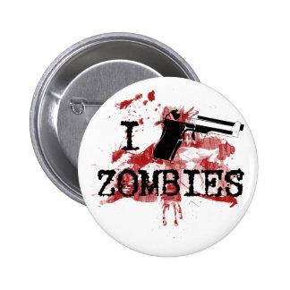 Mato a zombis pins