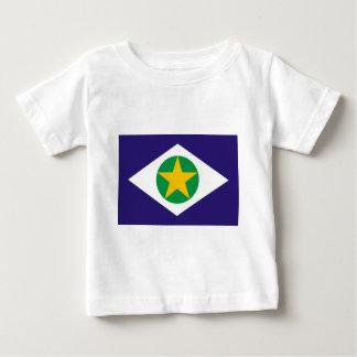 Mato Grosso, bandera del Brasil Remeras