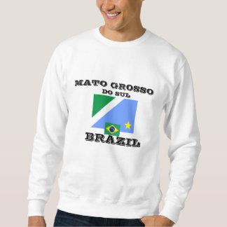 Mato Grosso do Sul, Brzil Sweatshirt