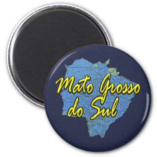Mato Grosso do Sul Magnet
