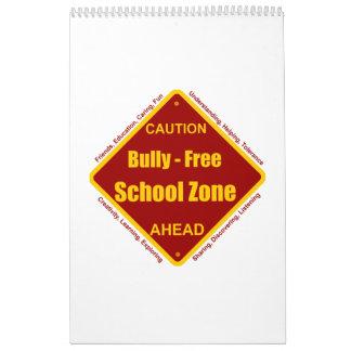 Matón - calendario de la escuela libre
