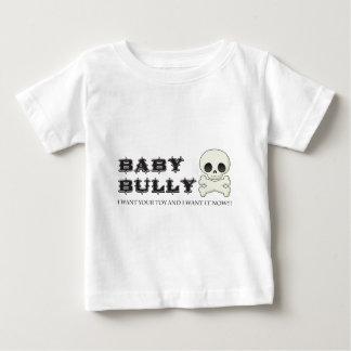Matón del bebé playera de bebé