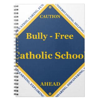 Matón - escuela católica libre libreta
