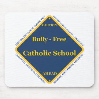 Matón - escuela católica libre tapetes de raton