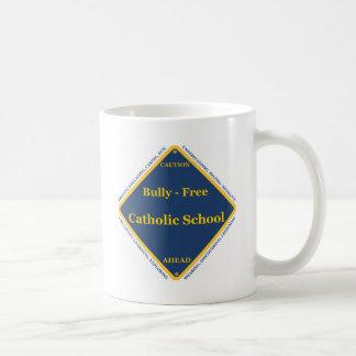 Matón - escuela católica libre tazas de café