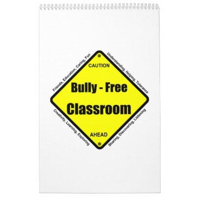 Matón - sala de clase libre calendarios